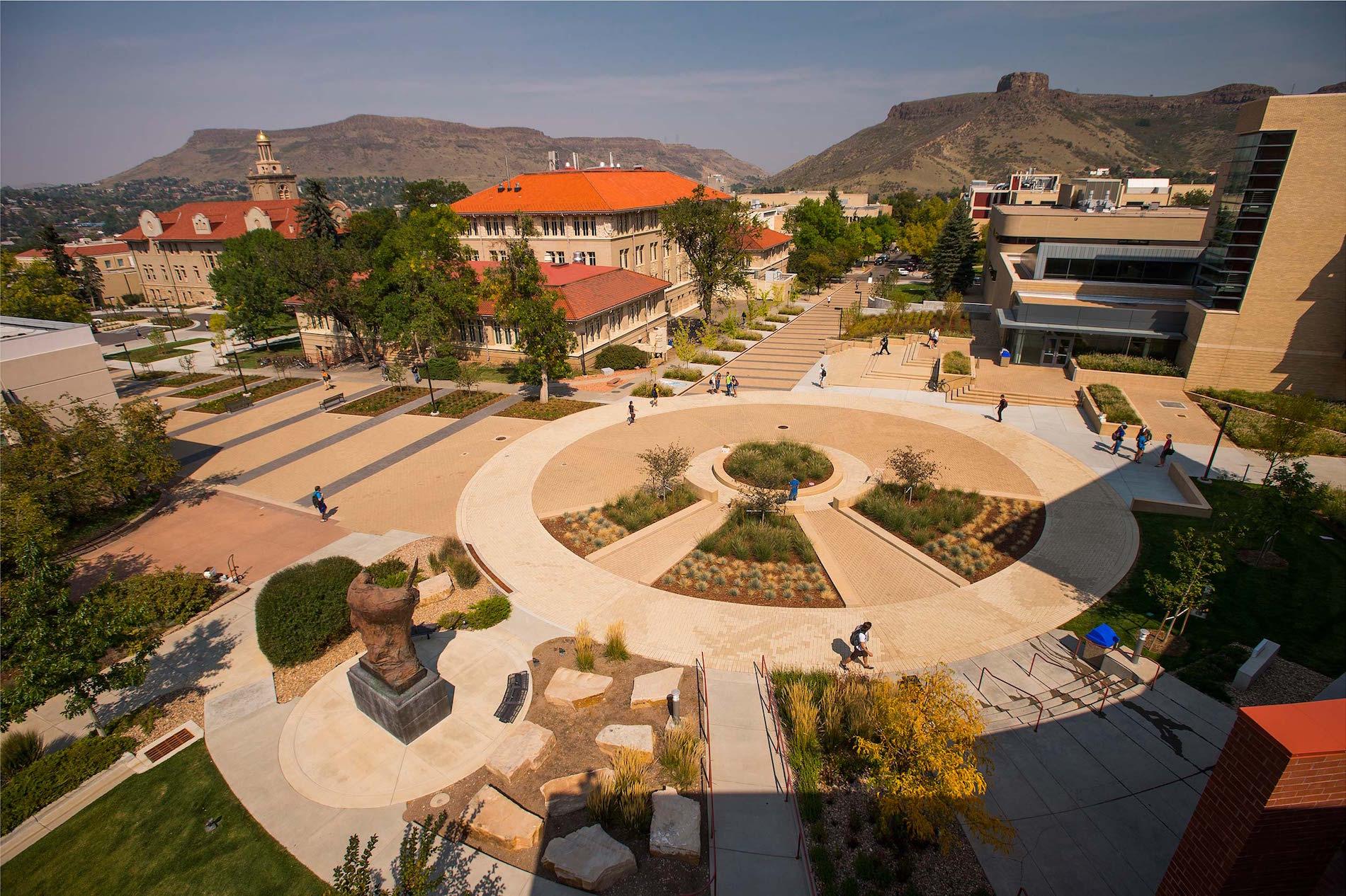 Colorado School of Mines : Golden, Colorado